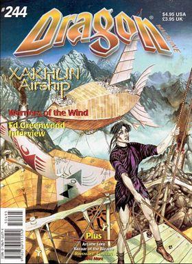 Details pour Dragon Magazine 244 - D&D Collection
